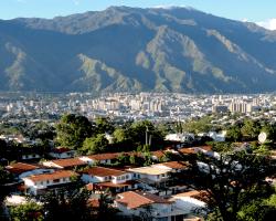 Caracas, hlavné mesto Venezuely