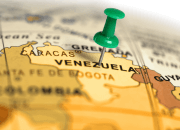 Mapa Venezuely