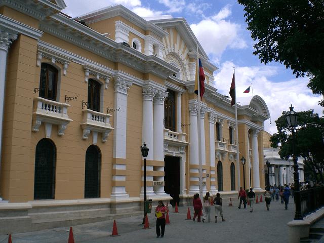 Cabildo Municipio Libertador Caracas