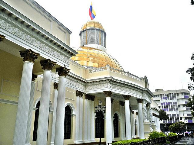 Venezuelský parlament