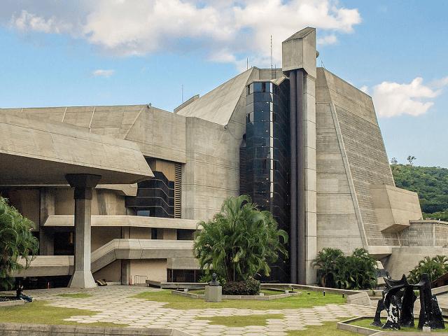 Vista teatro Teresa Carreno
